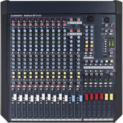 Allen & Heath MixWizard WZ4 14:4:2 14-Input 4-Group Mixer