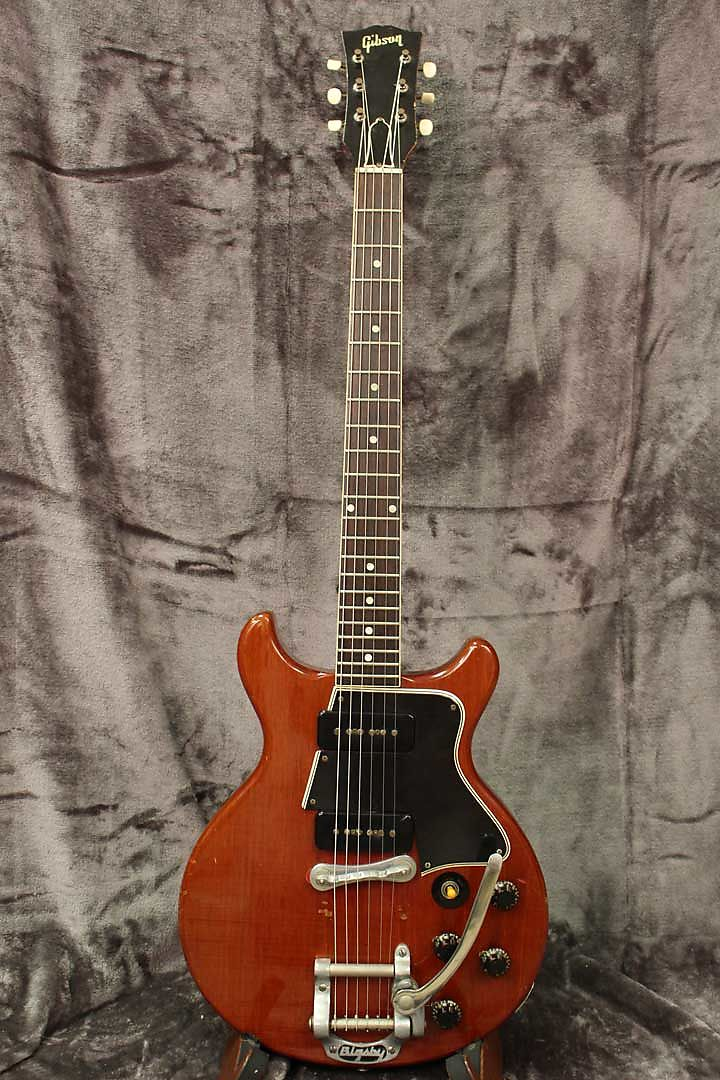 1960 Gibson Les Paul Special Cherry With Bigsby