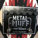 Electro-Harmonix Metal Muff w/top boost