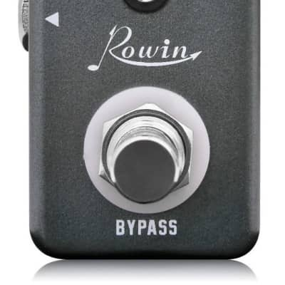 ROWIN LEF-332 Looper Guitar Effect Micro Pedal Free Shipping