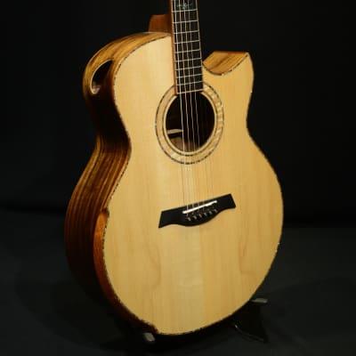 Maestro Guitars Custom Series Raffles KO CSB A with FREE L.R. Baggs Anthem for sale
