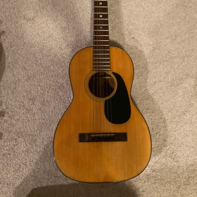 1977 Martin 5-18 Vintage Terz Small Body 3/4 Scale Acoustic Guitar for sale