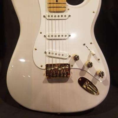 E11even Guitars Custom Mary Kaye Swamp Ash S Caster Hardtail Strat Style w/Case