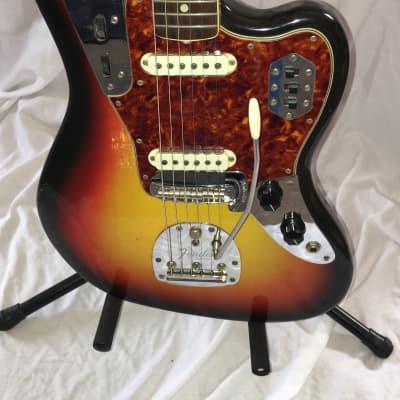 Vintage 1965 Fender Jaguar  Sunburst