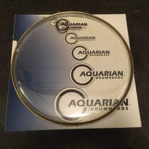 "Aquarian FOR16-U 16"" Force Ten Clear Batter Drum Head"