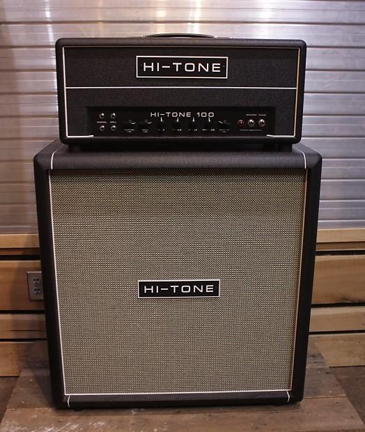 Hi Tone HT100 DR Head & HT412 Cabinet