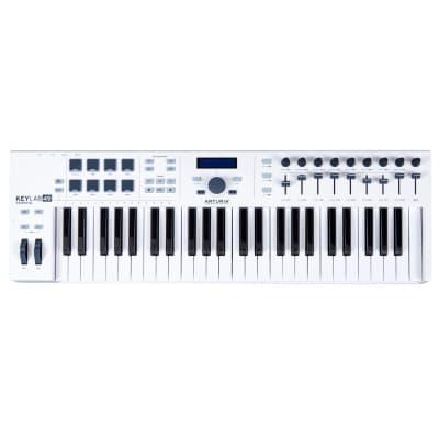 Arturia KeyLab 49 Essential 49-key MIDI Controller with Ableton Live Lite
