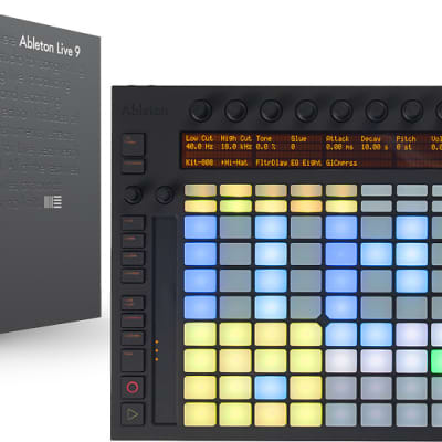 Ableton Live 9.5 Suite Educational + Push Controller Combo