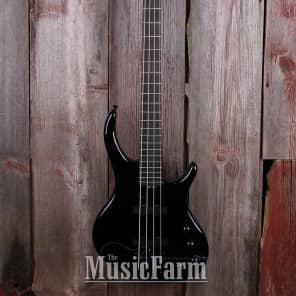 Epiphone EBD4EBBH1 Toby Standard IV Michael Tobias Signature 4-String Bass Ebony
