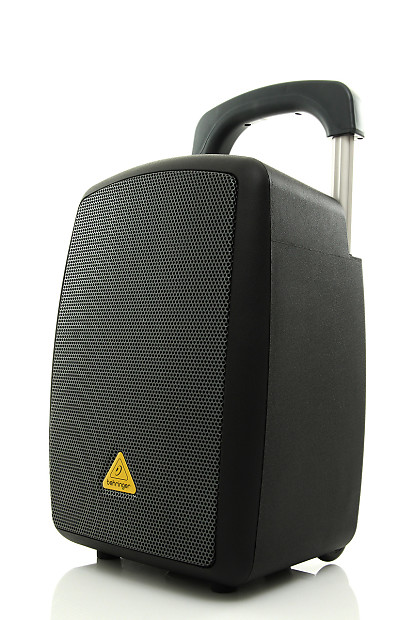 Behringer Mpa40bt Pro Portable Pa System Reverb
