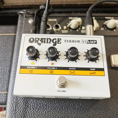 Orange Terror Stamp 20-Watt Hybrid Guitar Amp Pedal