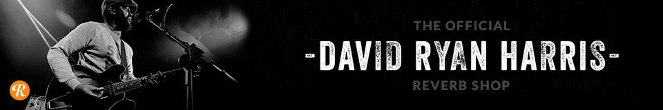The Official David Ryan Harris Reverb Shop