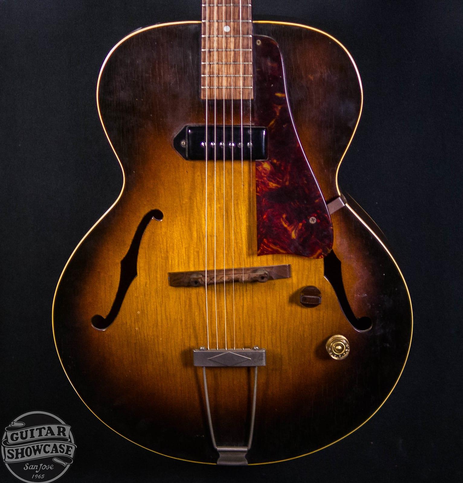"Gibson 1953 ES-125 Hollow Body [Steve Miller Consignment ""Hyman""]"
