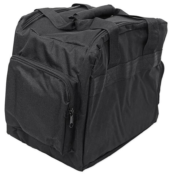 Rockville RLB25 Lighting Bag for (4) Par Lights SlimPAR 64 or | Reverb