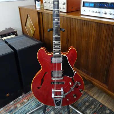 Gibson ES-335 1962 Cherry Red