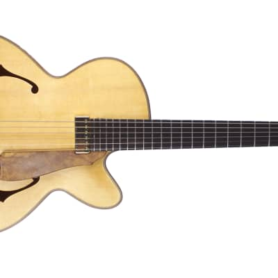 Andy Manson Archtop 2012 (Natural) for sale