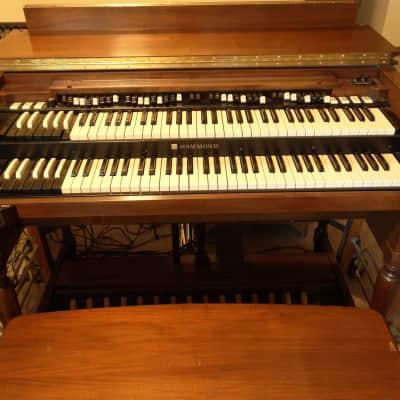 Hammond B-3 1974 Polished Wood