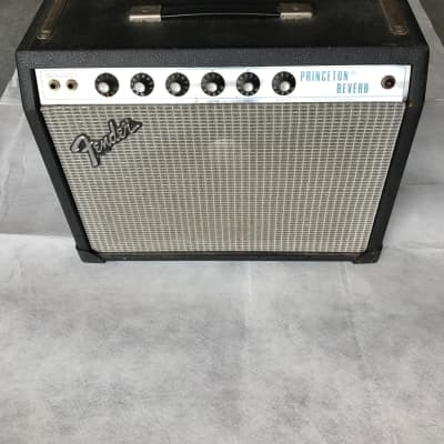 Fender Princeton Reverb 1980