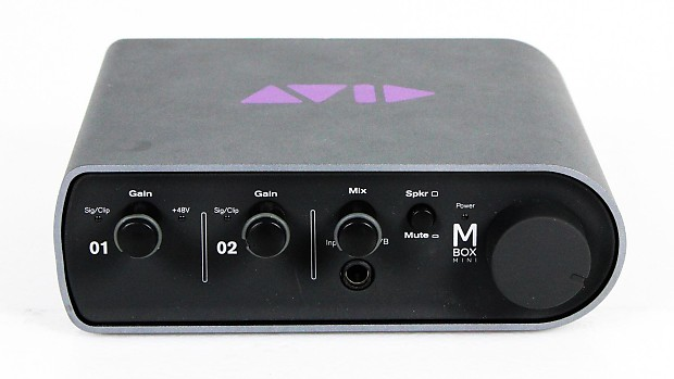 Avid Mbox 3 Mini Driver For Windows