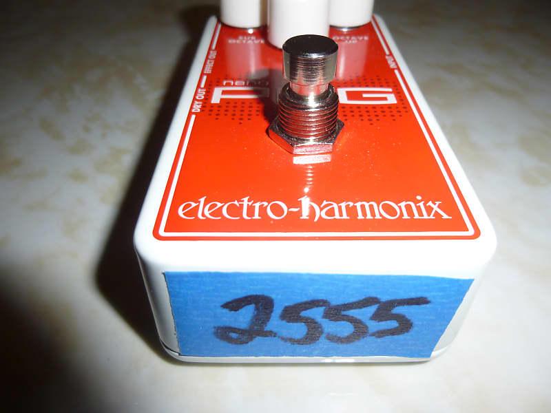 electro harmonix nano pog tlcfx tim 39 s gear depot reverb. Black Bedroom Furniture Sets. Home Design Ideas