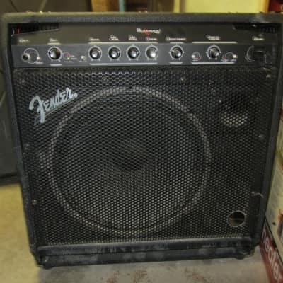 Fender Bassman 100 Amp Amplifier Combo Black