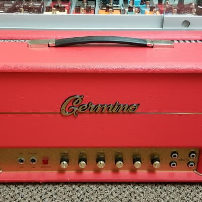 used Germino Headroom 100 Tube Amp Head, Very Good Condition for sale
