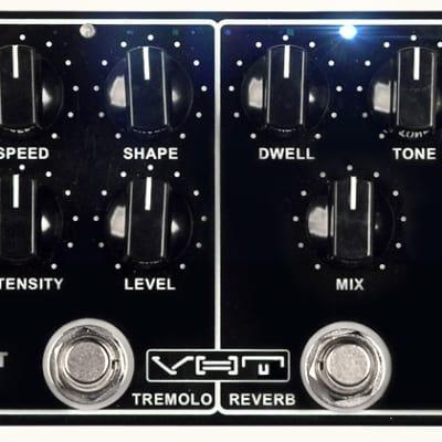 VHT Melo-Verb Reverb+Tremolo 60's Blackface Fender Pedal