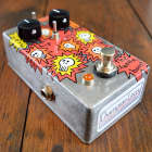 "The Fettle Boost - versatile JFET clean boost/ dirt pedal - hand painted ""ghoulsplosion #1"" image"