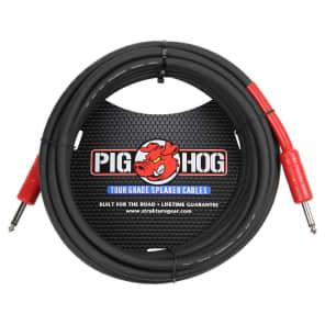 "Pig Hog PHSC50 1/4"" TS Speaker Cable"