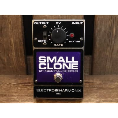 Electro-Harmonix EHX EH4600 Small Clone Chorus (MN3007 BBD chip) for sale