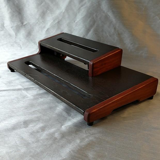 jamboard classic 2 level pedalboard rosewood kona reverse reverb. Black Bedroom Furniture Sets. Home Design Ideas