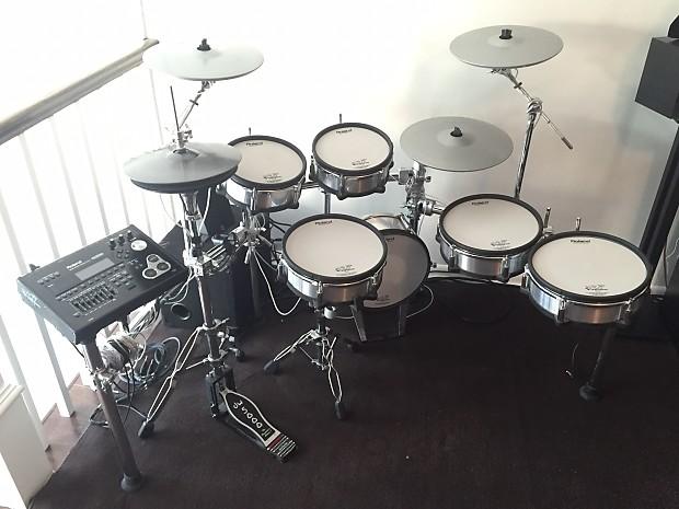 Roland Td 30ks V Pro Series Electronic V Drum Kit Reverb