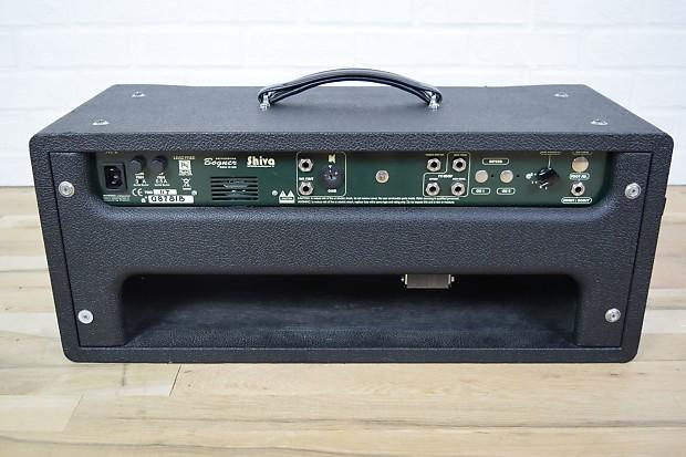 bogner shiva tube guitar amp head mint used boutique reverb. Black Bedroom Furniture Sets. Home Design Ideas