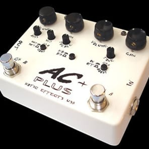 Xotic AC Plus - Xotic AC Plus for sale