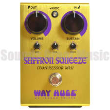 Way Huge Saffron Squeeze Compressor Mk II - Way Huge Saffron Squeeze Compressor Mk II
