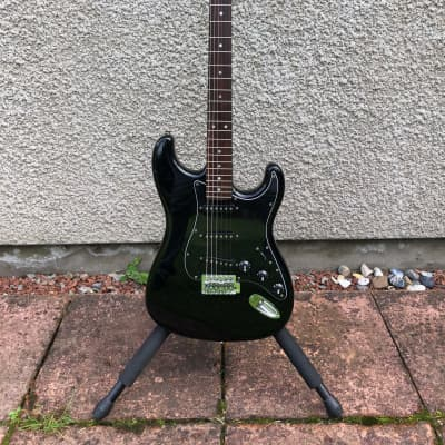 Sunn Mustang (by Fender) in Black for sale