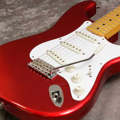 Fender Traditional 50s Stratocaster Candy Apple Red -Free Shipping* image