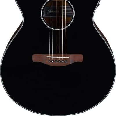 Ibanez AEG50L-BKH Left-Handed Black High Gloss