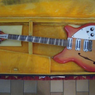 Rickenbacker 370-12 (Febraury 1967), vintage sixties 12 string electric guitar. for sale
