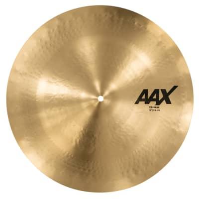 "Sabian AAX Chinese Cymbal 18"""