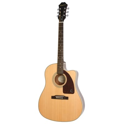 Epiphone J-15EC Deluxe Natural w/Case for sale