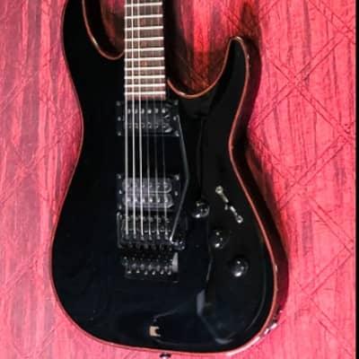 Schecter  C-1 Blackjack  Black for sale