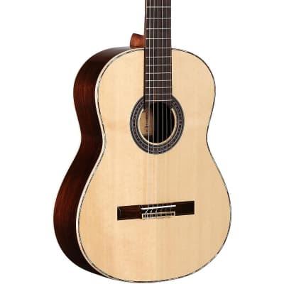 Alvarez MCA70 Masterworks Classical Solid Wood Acoustic Guitar Natural Finish