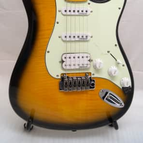 NEW Dillion DVS-200T Electric Guitar - Sunburst for sale