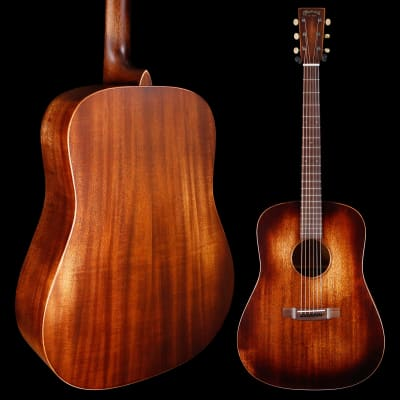Martin D-15M StreetMaster 15 Series w Case 717 3lbs 15.9oz for sale