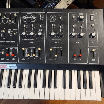 Octave the Cat electronic music synthesizer