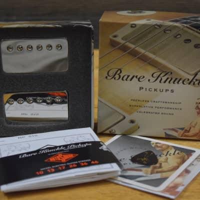 Bare Knuckle Painkiller Set, 50mm, 4 Cond., Nickel, Ceramic Bridge - BKP020