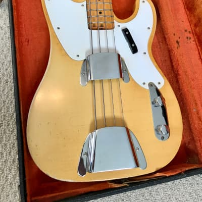 Fender  Telecaster Bass 1968 Blonde for sale