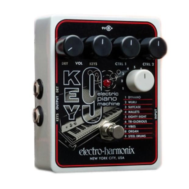 electro harmonix key 9 electric piano machine pedal reverb. Black Bedroom Furniture Sets. Home Design Ideas