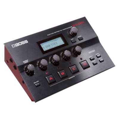 BOSS GT-001 Desktop Guitar Effects Processor for sale